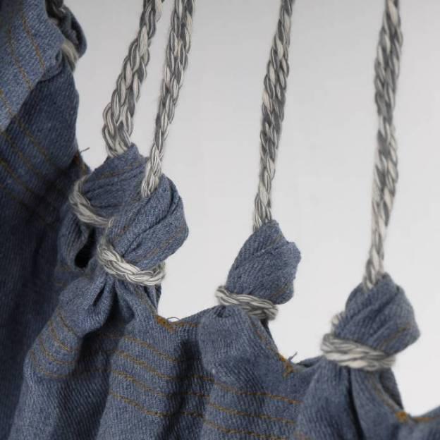 Войлочный Олень - Голубой
