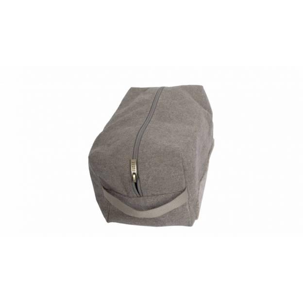 Vanity Bag - Natural Linen