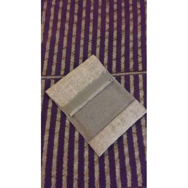 Housse pour Tablette - En lin et feutre