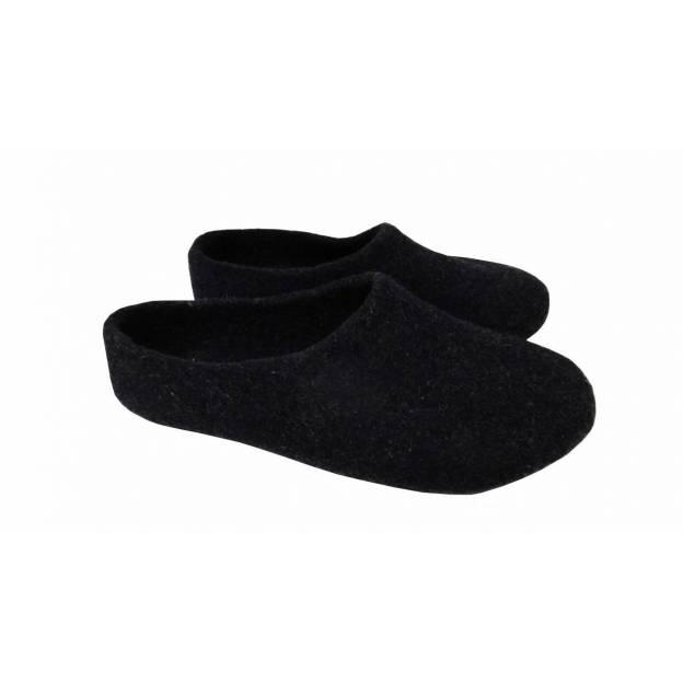Kit for sauna - Hat, glove, carpet - Grey