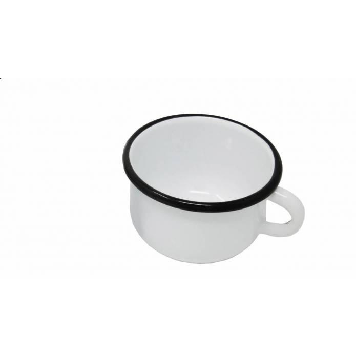 Mug en métal émaillé - 400 ml