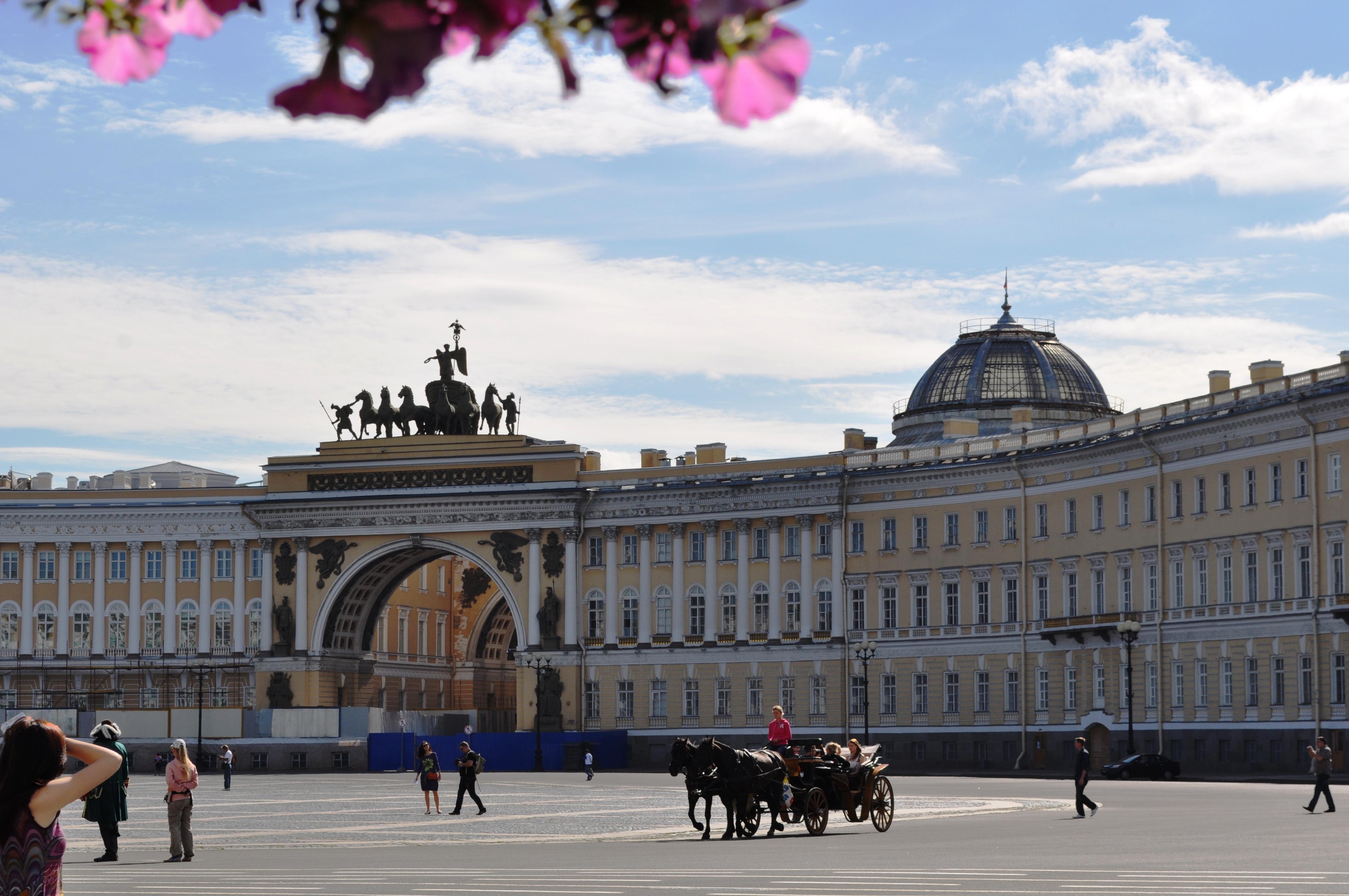 Russe datant de Saint-Pétersbourg